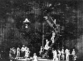 The story of Via Galactica, the scifi Broadway musical flop of the 1970s