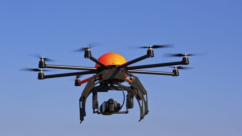 Freedom to Wander Naked Around Your Apartment Is Under Siege by Drones