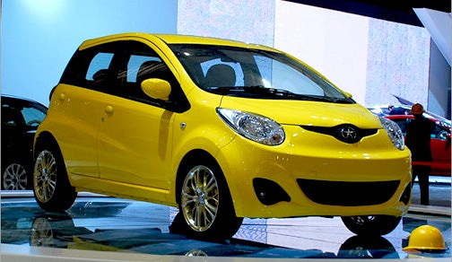 JAC A0 Is The New Toyota Aygo