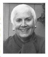 Nan Robertson, New York Times Woman of Distinction