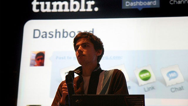 Tumblr Is Launching Its Own Journalism Operation