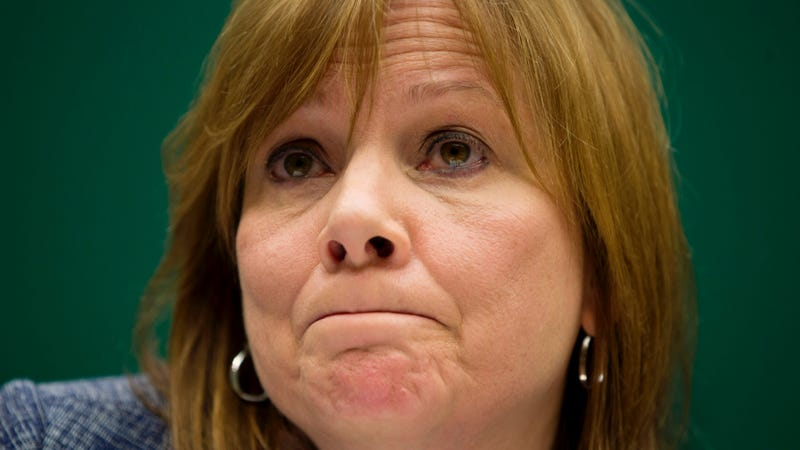 How Is GM CEO Mary Barra's Congressional Hearing Going?