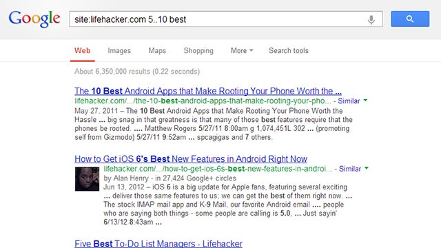 Find List-Based Articles on Google with This Search Operator