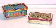 Altoid tin gift box