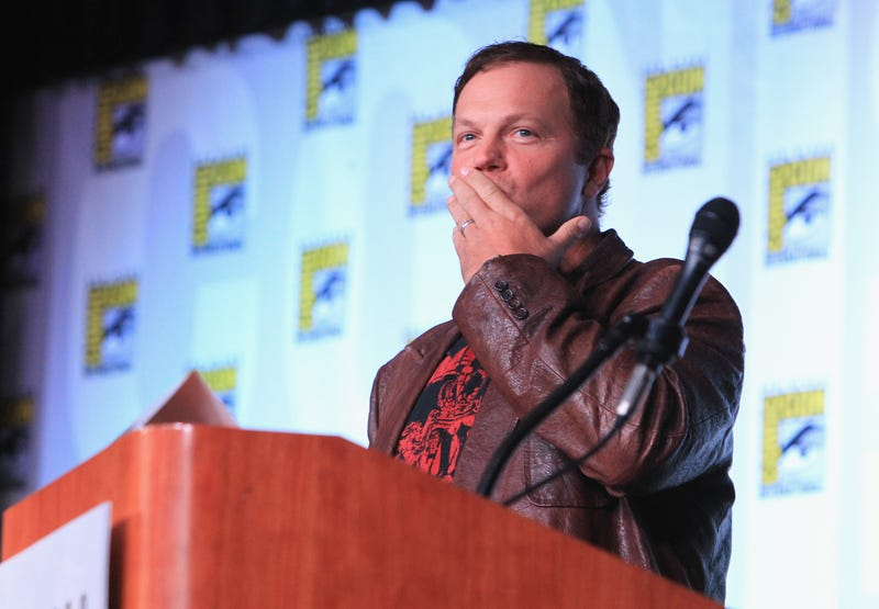 "Joss Whedon at the Firefly Reunion: ""These are the best meat puppets I've ever controlled"""