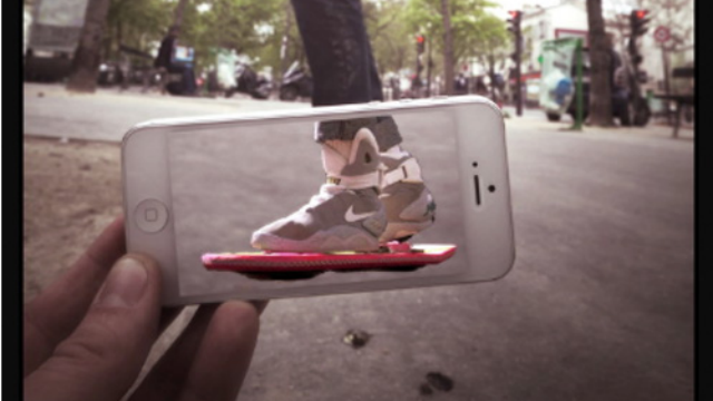 Is This the Closest We'll Ever Get To Seeing a Back to the Future Hoverboard Fly?