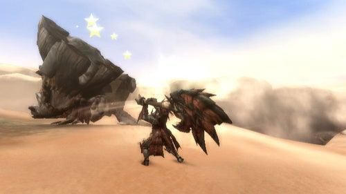 Monster Hunter Tri Preview: Army of Four