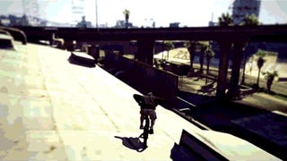 <i>GTA</i> Player Breaks Physics With His Bike Skills