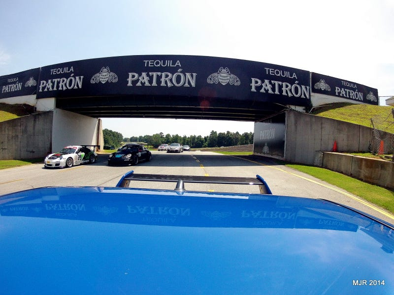The View From the Pace Car -Photo Dump
