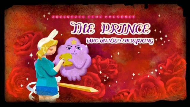 Lumpy Space Princess Writes Awful Fan-Fiction, And It's Fantastic