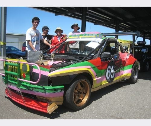 Movie Cars, Group B, and a Jeepney: BS Inspections at Goin' For Broken 24 Hours of LeMons