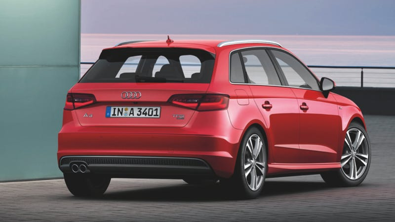 Audi A3 Sportback: Pictures