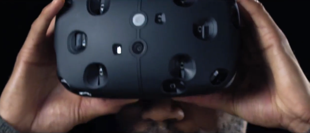 HTC Vive: This Is Valve's Virtual Reality Headset