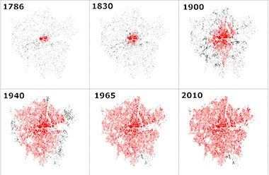 Fractal Analysis Proves People Hate the Suburbs