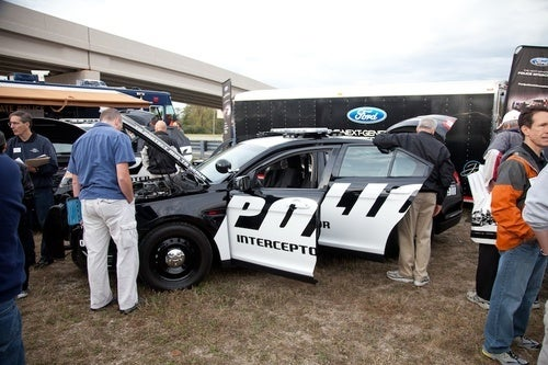 2012 Ford Police Interceptor: Great American Cop Car Shootout