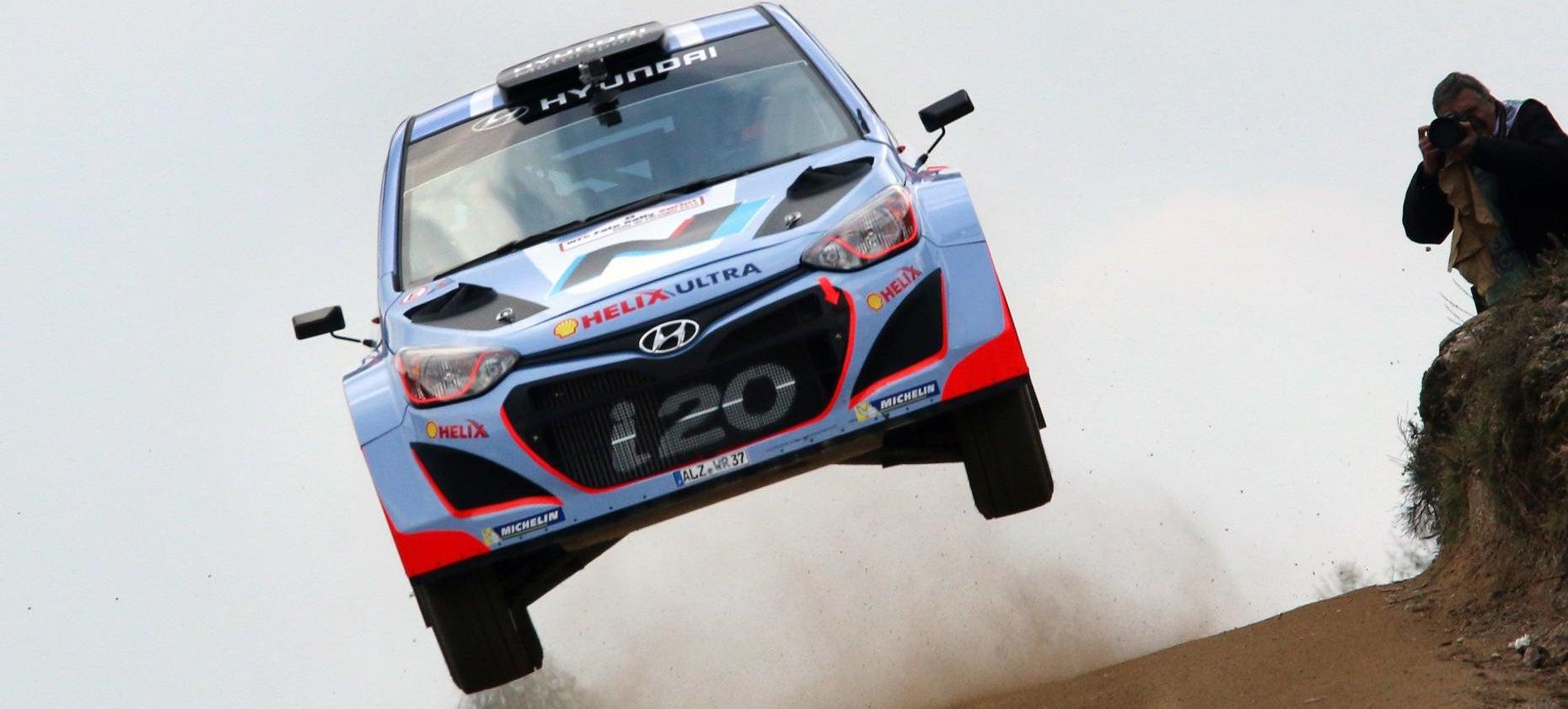 Get Some, Hyundai Rally Car
