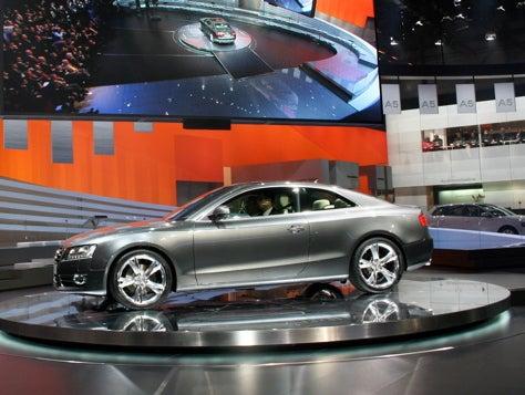Geneva Premiere: Audi A5/S5
