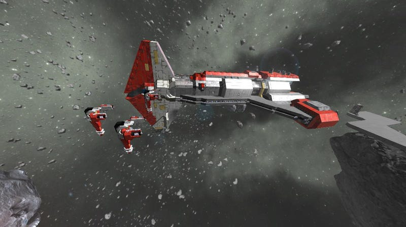 space engineers how to use workshop ships