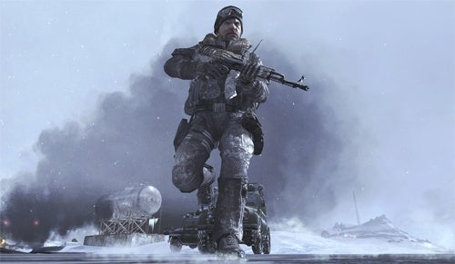 "Lawsuit: Activision Created Modern Warfare ""Police State"""