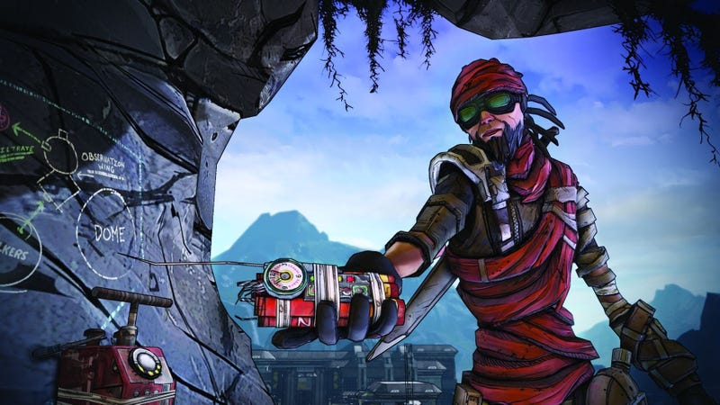 One Guy Hit Borderlands 2's Level Cap in a Record-Setting 43 Hours