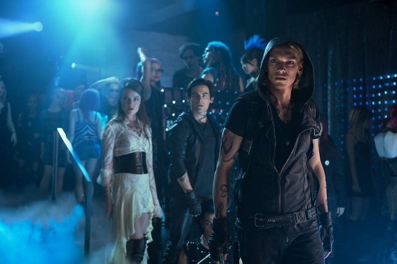 The Mortal Instruments is like The Avengers of teen fantasy