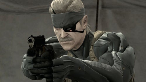 Metal Gear Solid Voice Actor Also Doing Television Show