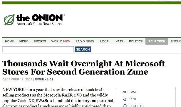 Gizmodo Sues The Onion for Libel, Asks Drew Curtis for Legal Advice
