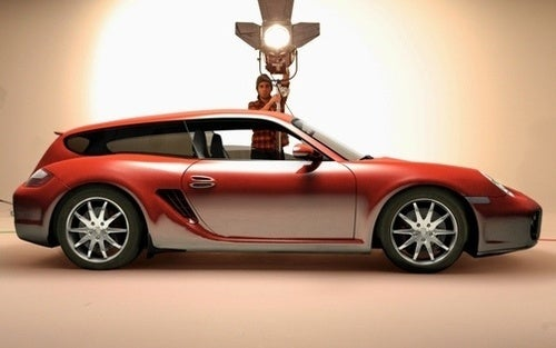 What Car Needs To Be Turned Into A Shooting Brake?