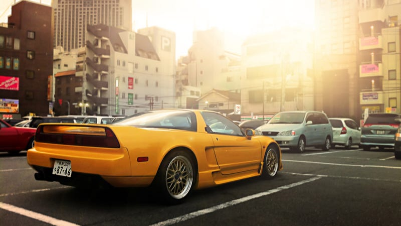 Your Ridiculously Awesome Honda NSX Wallpaper Is Here