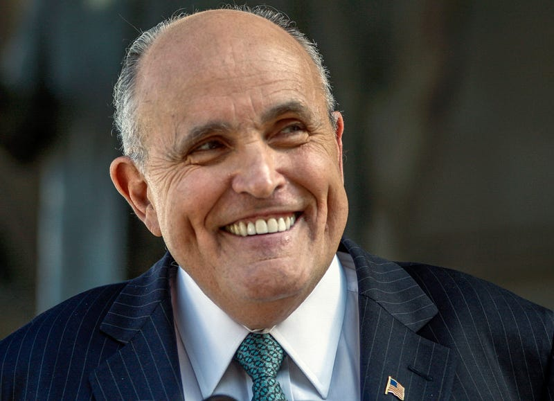Rudy Giuliani Calls Black Lives Matter Movement 'Inherently Racist'