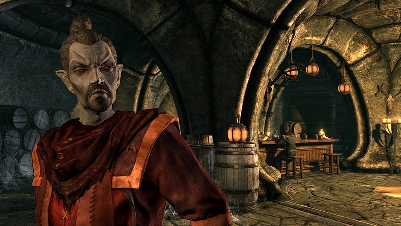 Skyrim's Dragonborn DLC Will Bring Players Back to Morrowind, Sort Of