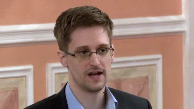 Edward Snowden Gets Three More Years of Residency in Russia