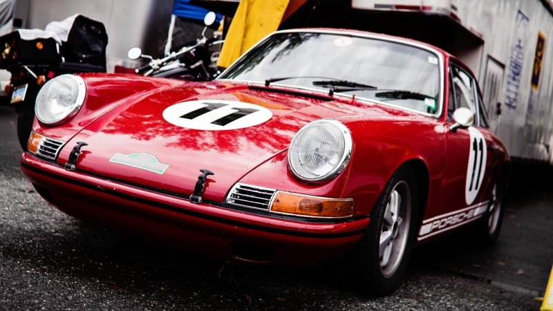 Would You Drive A Classic 911 During A Superstorm?