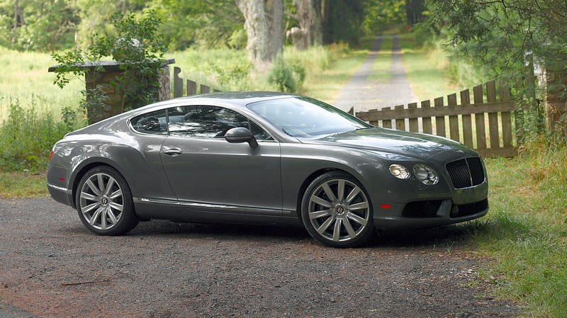 Bentley Continental GT V8: The Jalopnik Review