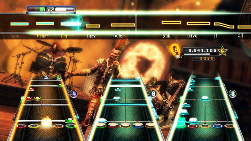 Guitar Hero Devs Interested in Natal, MotionPlus