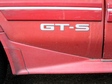 1987 Toyota Corolla FX16 GT-S