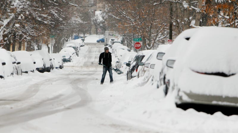 The Blizzard Has Screwed Roads, Highways And Airports In The Northeast