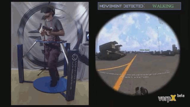 Virtual Arma 3 is the Future of First-Person Shooters