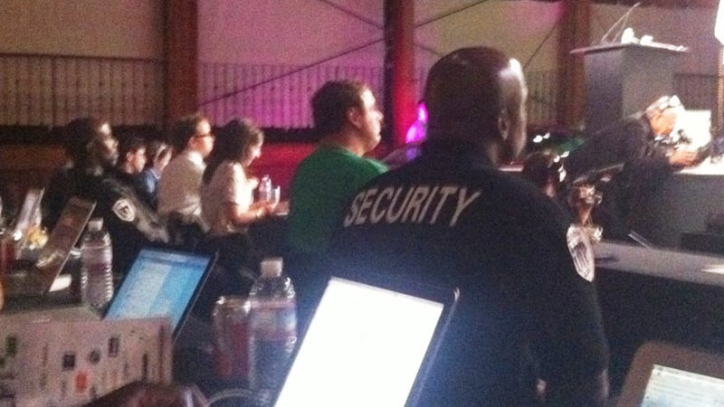 Ousted TechCrunch Editor Has Personal Security Guards