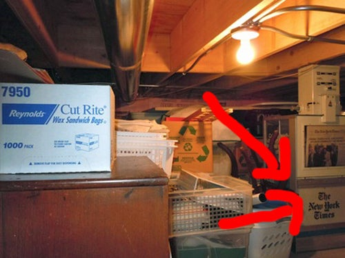 The Hidden Treasures of Rahm Emanuel's Crawlspace