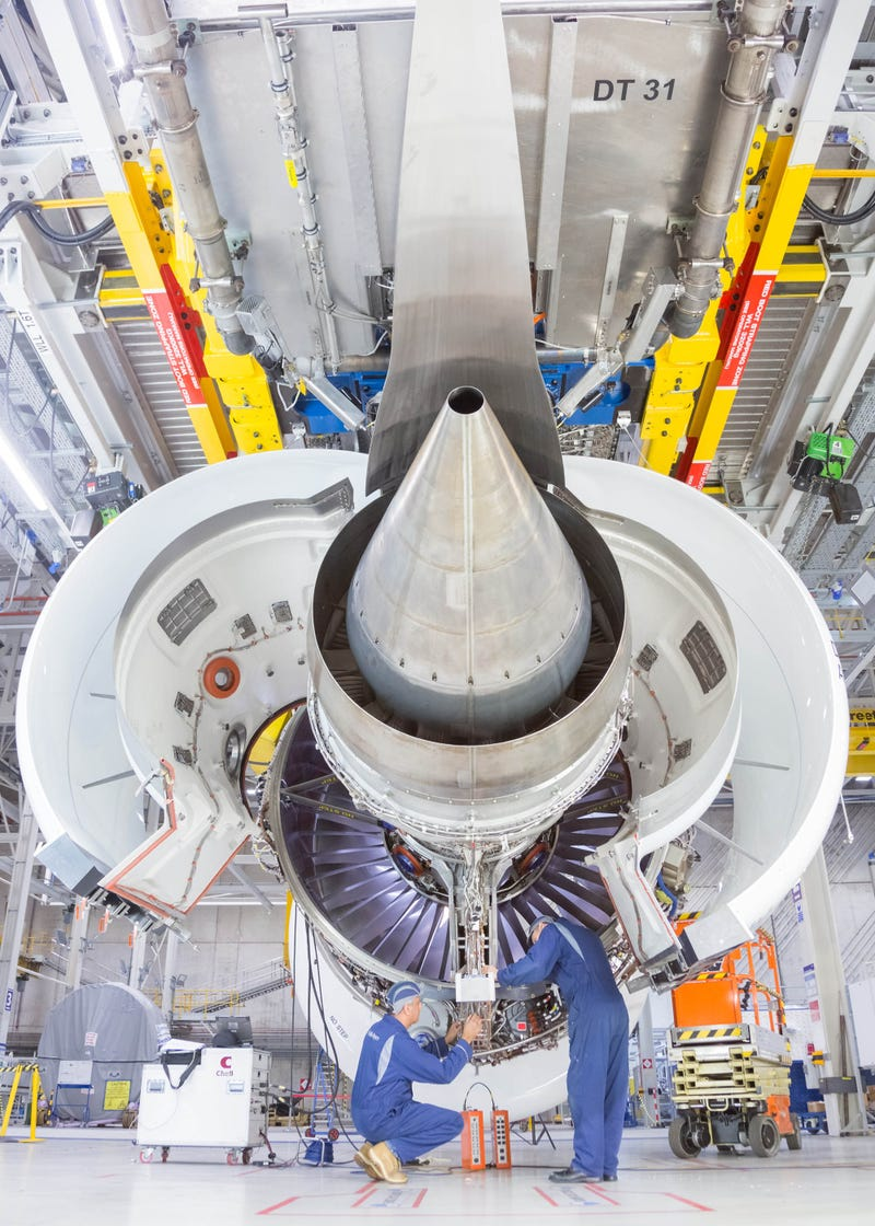 An Up-Close Look at The Exclusive Engine for The Next Airbus