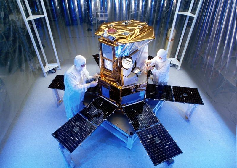12 Satellites Under Construction