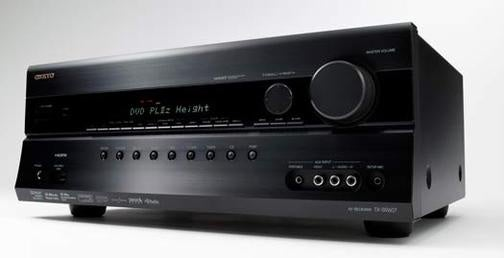 Onkyo Launches First Dolby Pro Logic IIz Receiver That Adds Vertical Sound Dimension