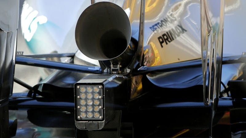 Why F1 megaphone exhaust is wrong for the sport