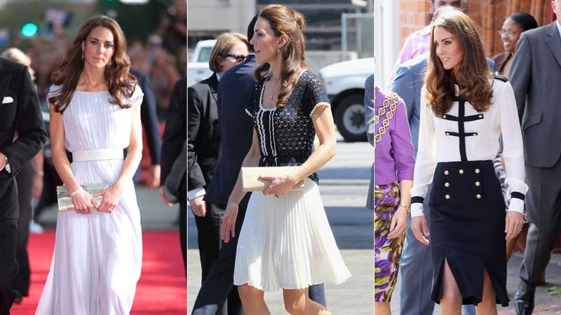 Fashion People Say Kate Middleton Not That Fashionable
