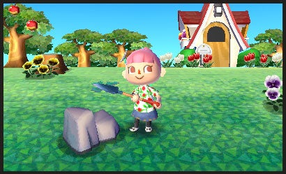 Animal Crossing 3DS Screens Are Already In Debt To Tom Nook