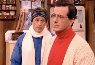 """The Holiday Season Begins Tonight With """"A Colbert Christmas"""""""