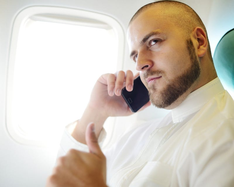 WSJ: The FCC Is Considering Letting You Use Your Phone On Planes