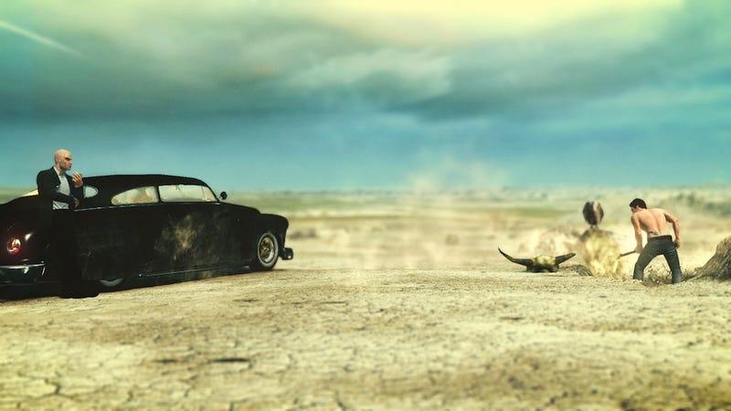 Hitman: Absolution: The Kotaku Review