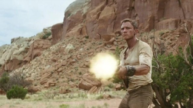 Daniel Craig and the Lost Indiana Jones Joke in Cowboys & Aliens